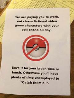 Dampak Bermain Pokemon Go