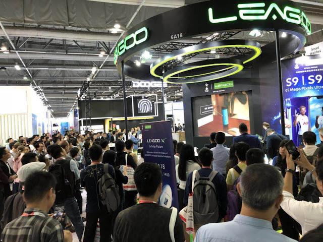 LEAGOO New Retail Ecosystem