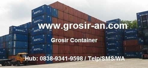 Jual Container 20 40 Feet Bekas Murah