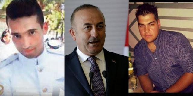 «Βόμβες» Τσαβούσογλου για Έλληνες στρατιωτικούς: «Η τουρκική δικαιοσύνη θα εντοπίσει τι κρύβεται πίσω από αυτή την υπόθεση»