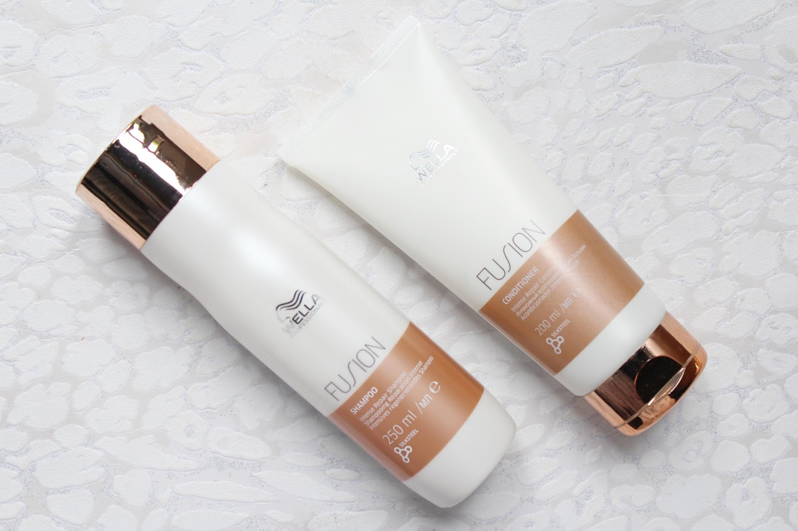 Wella Fusion Hair Care Collection