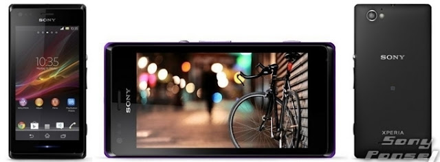 Spesifikasi Lengkap Sony Xperia M