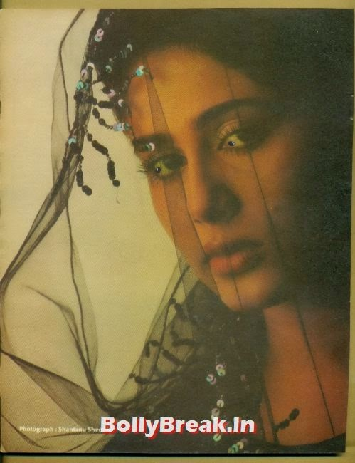 , Actress Smita Patil Hot Face, Big Eyes, Long hair, Close Up Photos