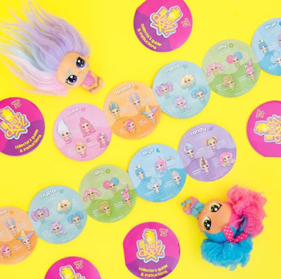 Hair Dooz Dolls 2019