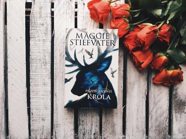 Przebudzenie króla - Maggie Stiefvater