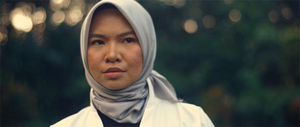 Video muzik lagu Sumpah - Aina Abdul