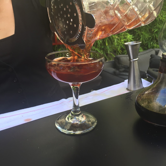 Blade & Bow Bourbon Whiskey Manhattan Cocktail Recipe