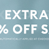 Banana Republic: Extra 40% Off Clearance + Additional 20% Off! Card Holder Gets An Additional 10% Off!