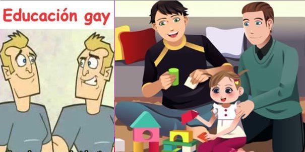 Educación gay