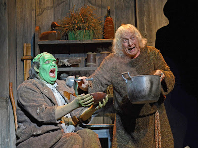 BWW Review: YOUNG FRANKENSTEIN Is Alive and Puttin' On the Ritz at 3D Theatricals