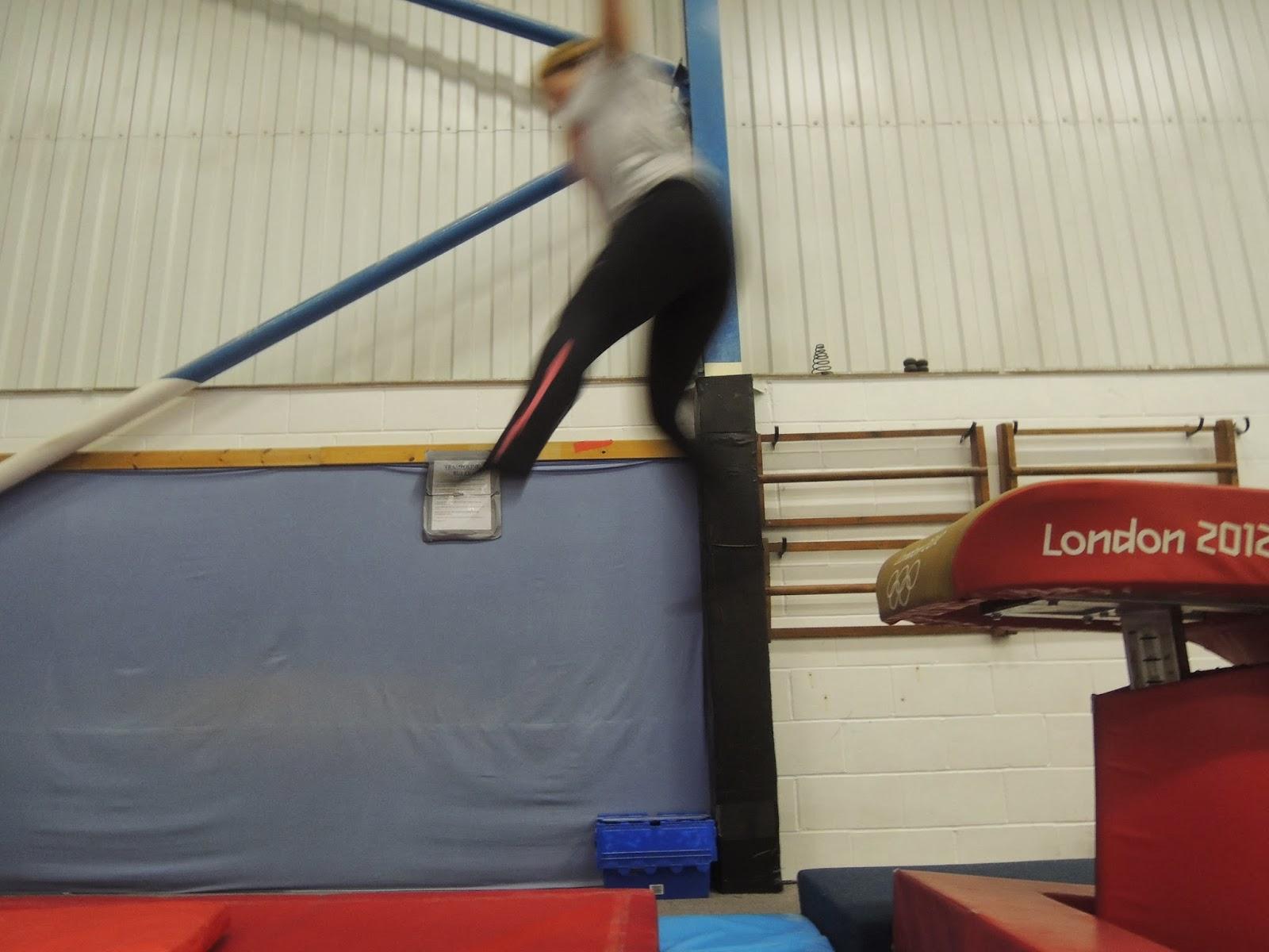 Sarah And Ellie Do The Olympics 35 Artistic Gymnastics
