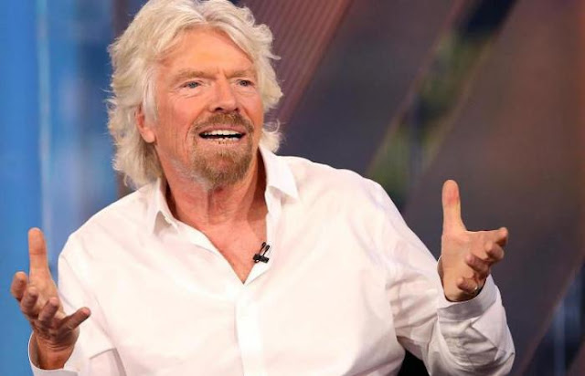 Record everything (Sir Richard Branson)