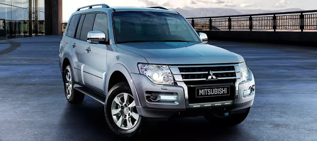 2017 Mitsubishi Montero Review