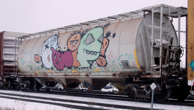 Trackside Treasure Pop Up Post Cn Nos 368 372 February 2017