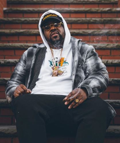"""SMOKE DZA & BENNY THE BUTCHER CONNECT ON """"LUCK OF DRAW"""""""