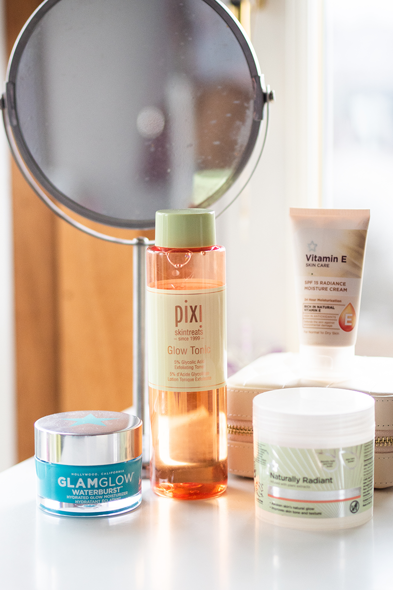 Best Skincare Products for Dry Skin | Colours and Carousels - Scottish Lifestyle, Beauty and Fashion blog