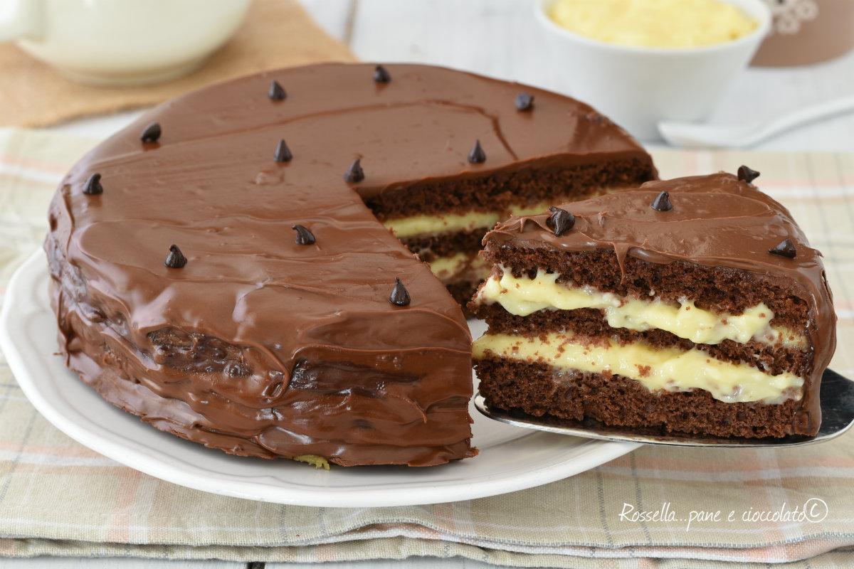 Torta con nutella e crema bimby tm5 ricette bimby tm5 for Bimby ricette dolci
