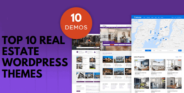 Top 10 Real Estate WordPress Themes