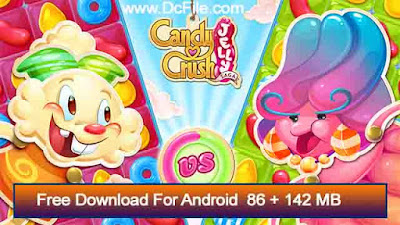Candy Crush Jelly Saga 2.30.7 Apk Free Direct Download for Android - Dc File