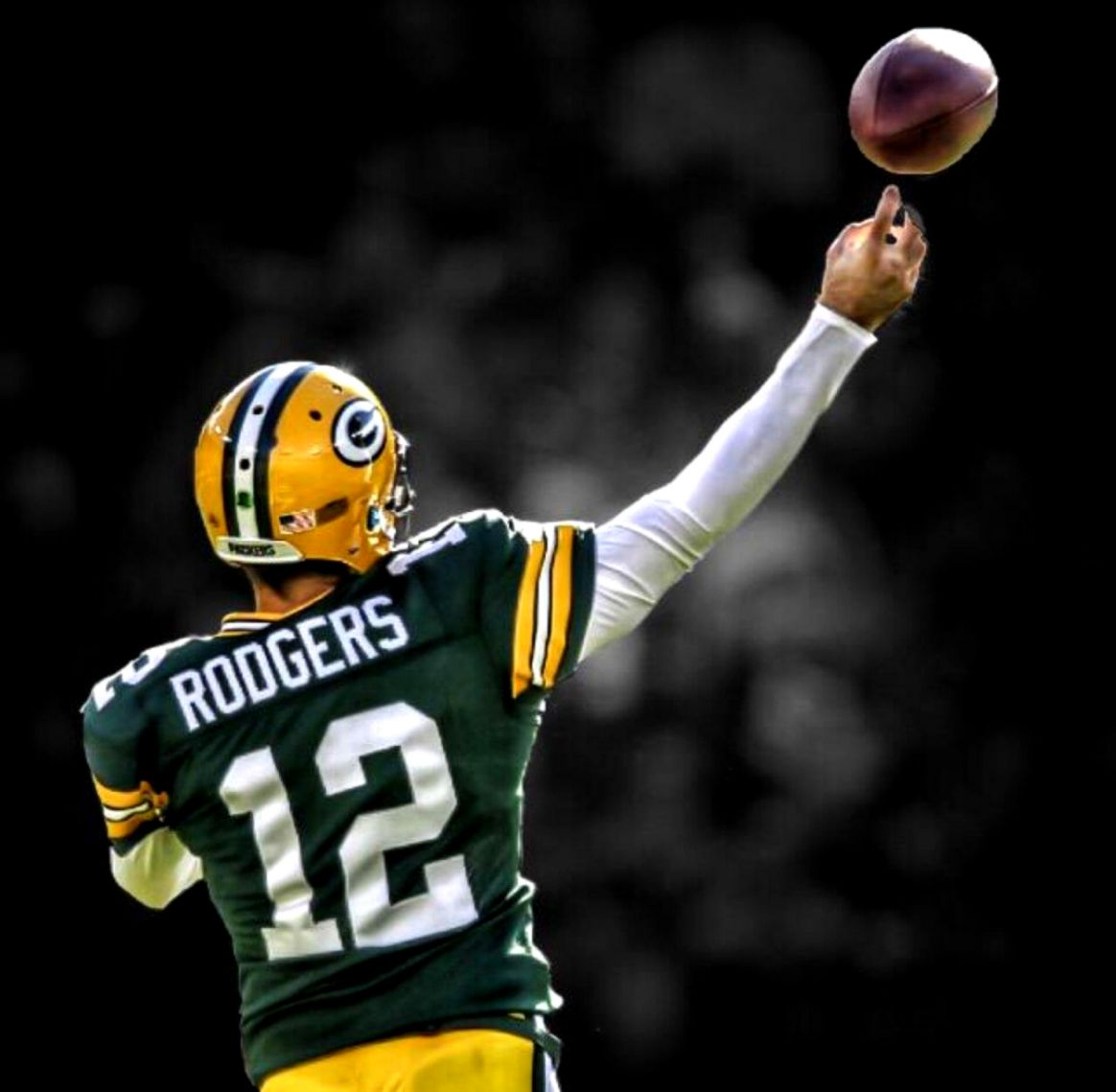 Aaron Rodgers Nfl Football Player Wallpaper Hohomiche