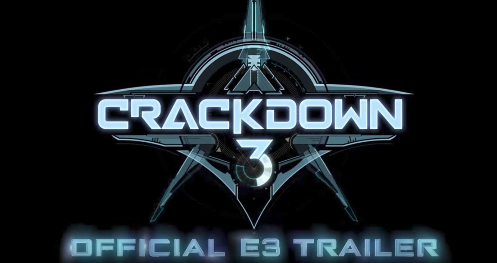 Crackdown 3 confirma lanzamiento para el 7 de noviembre
