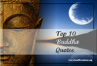 Top 10 Quotes on Buddha