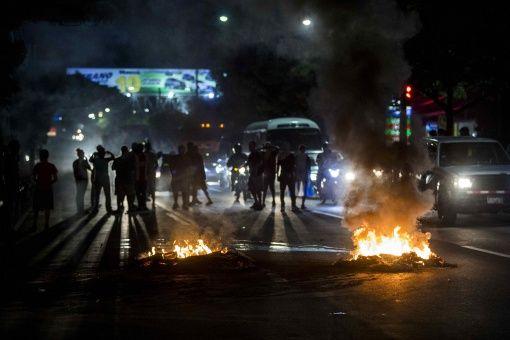 Grupos violentos en Nicaragua dejan siete heridos y un muerto