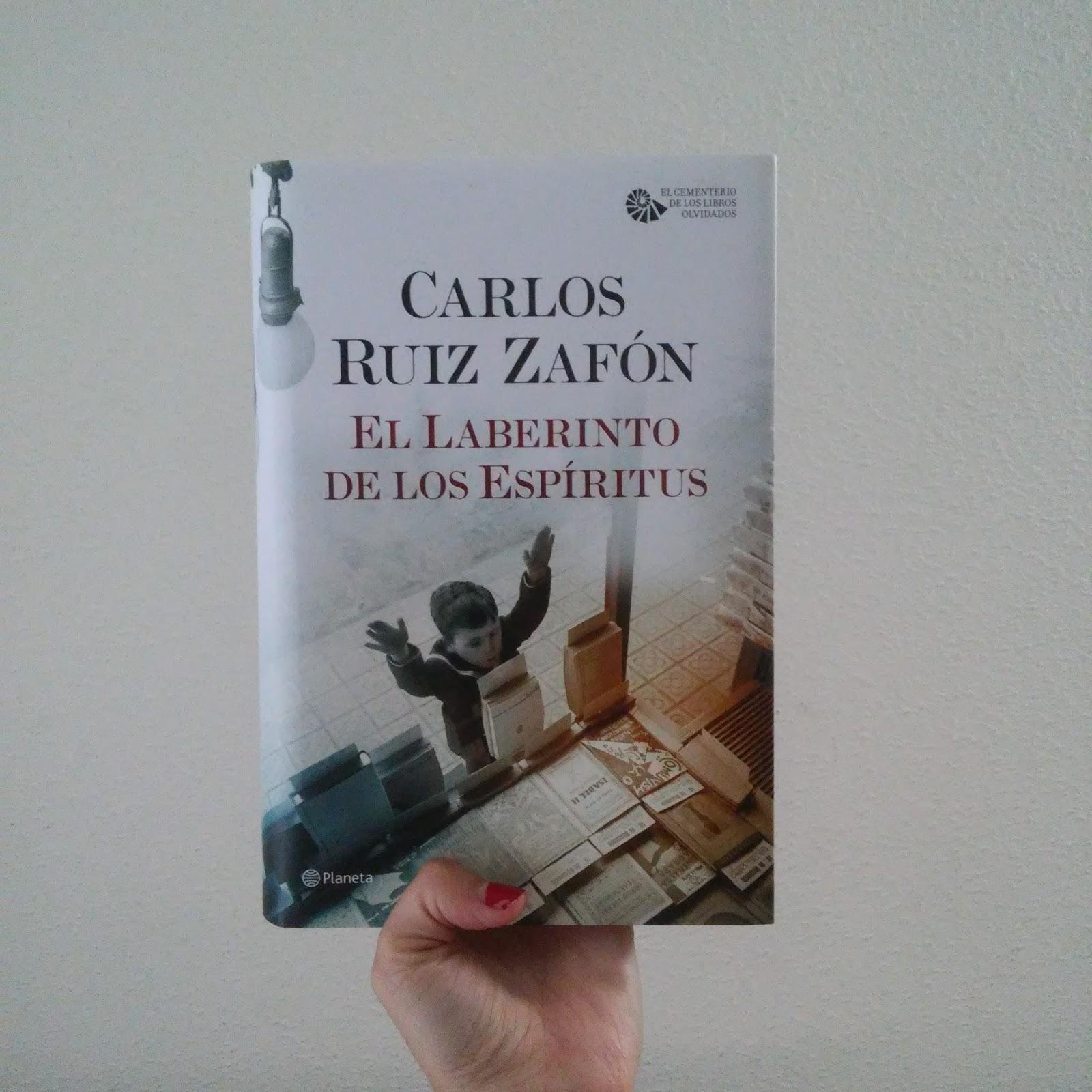 Carlos Ruiz Zafon Cuarto Libro | Barcelona N Books R El Laberinto De Los Espiritus De Carlos