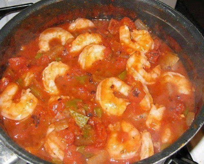 New Orleans Style Shrimp Creole Recipe