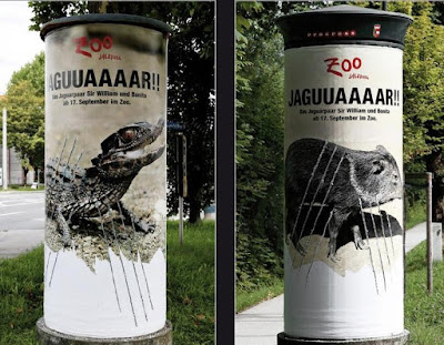 Salzburg Zoo JAGUUAAAAR Advertisement