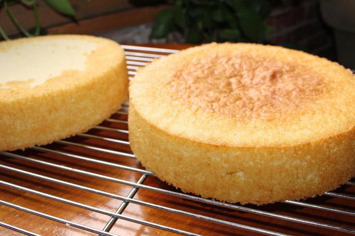Классический бисквит (готовим в домашних условиях) рецепт с
