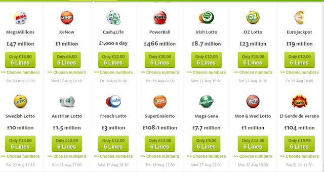 lottery, lottoland,