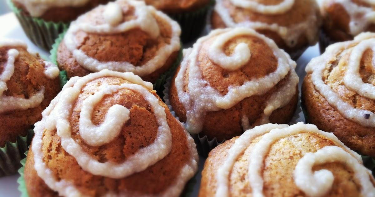 vegan kochen und genie en apfel muffins mit marzipanguss. Black Bedroom Furniture Sets. Home Design Ideas