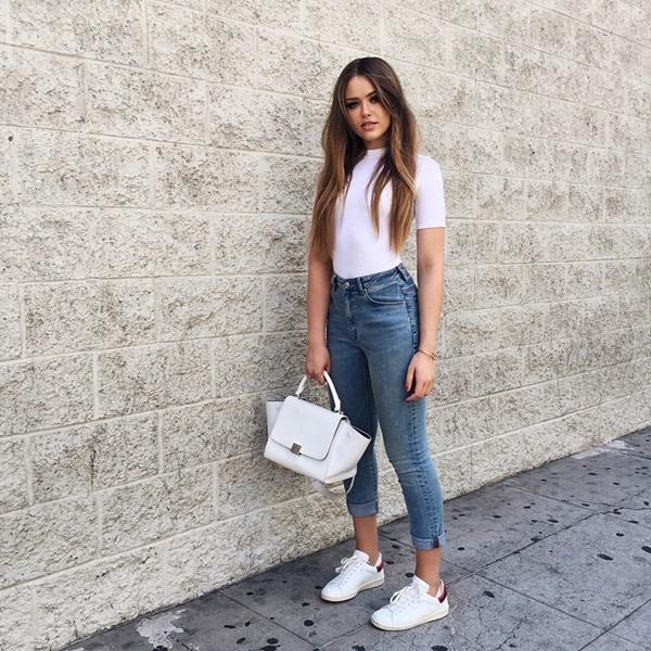 beyaz-sneaker-nasıl-giyilir