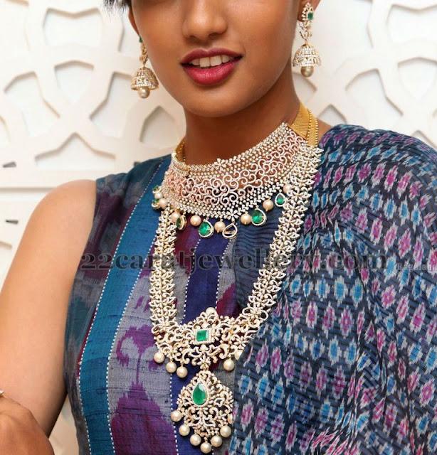 Eesha Grand Diamond Jewellery