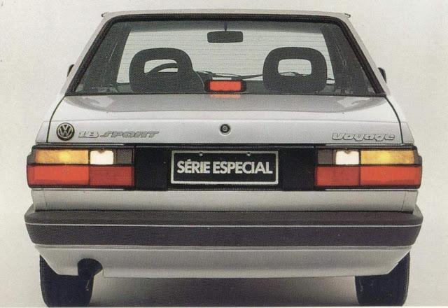 VW Voyage Sport 1993