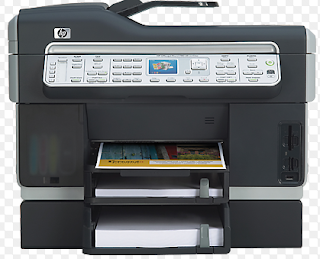 """The HP Officejet Pro L7780 is an """"all-in-one"""" machine that lets you use printer, scanner, copier and fax features in one place."""