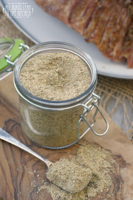 Honey Orange Spice Blend