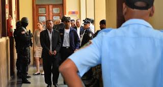 Aplazan audiencia contra Blas Peralta porque despidió a sus abogados