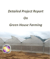 Project Report on Green houses Farming