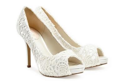 opciones de Zapatos de Novia