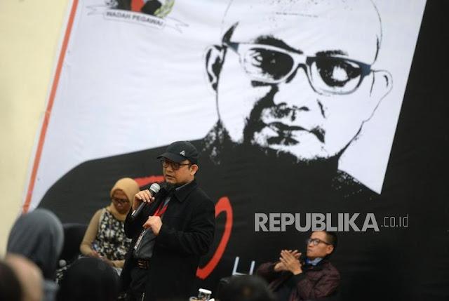 Novel Baswedan Minta Jokowi Desak Polri Tuntaskan Kasusnya