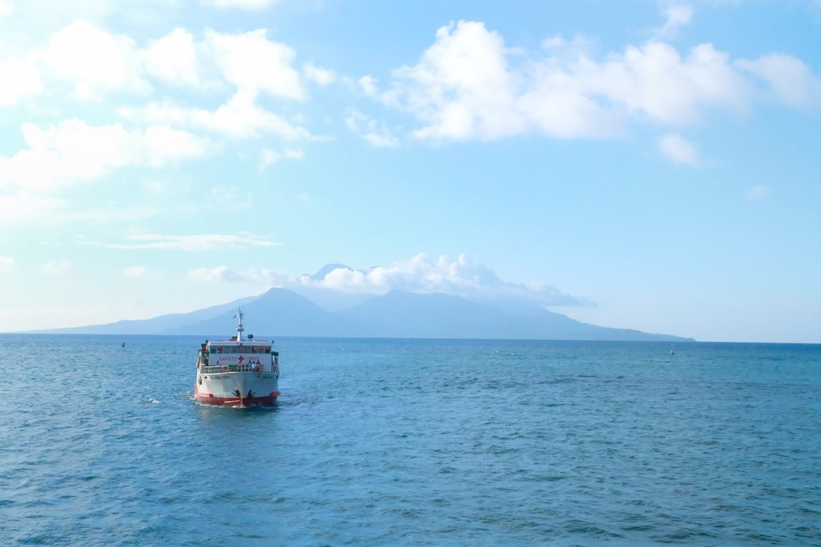 How to get to Camiguin Island