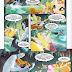 Bocetos cómic revista Winx Club Nº 126 en Italia