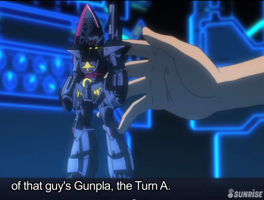 Resoconto GUNDAM BUILD FIGHTERS TRY 10