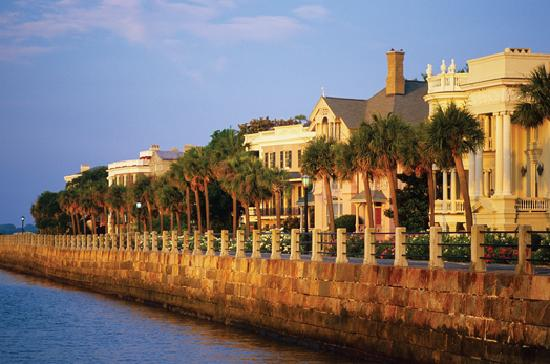 Lugares mais bonitos do mundo: Charleston