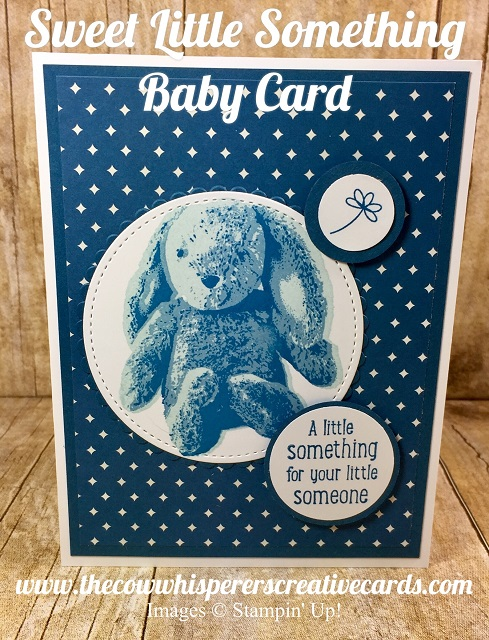 Card, Sweet Little Something, Baby, Sale-A-Bration