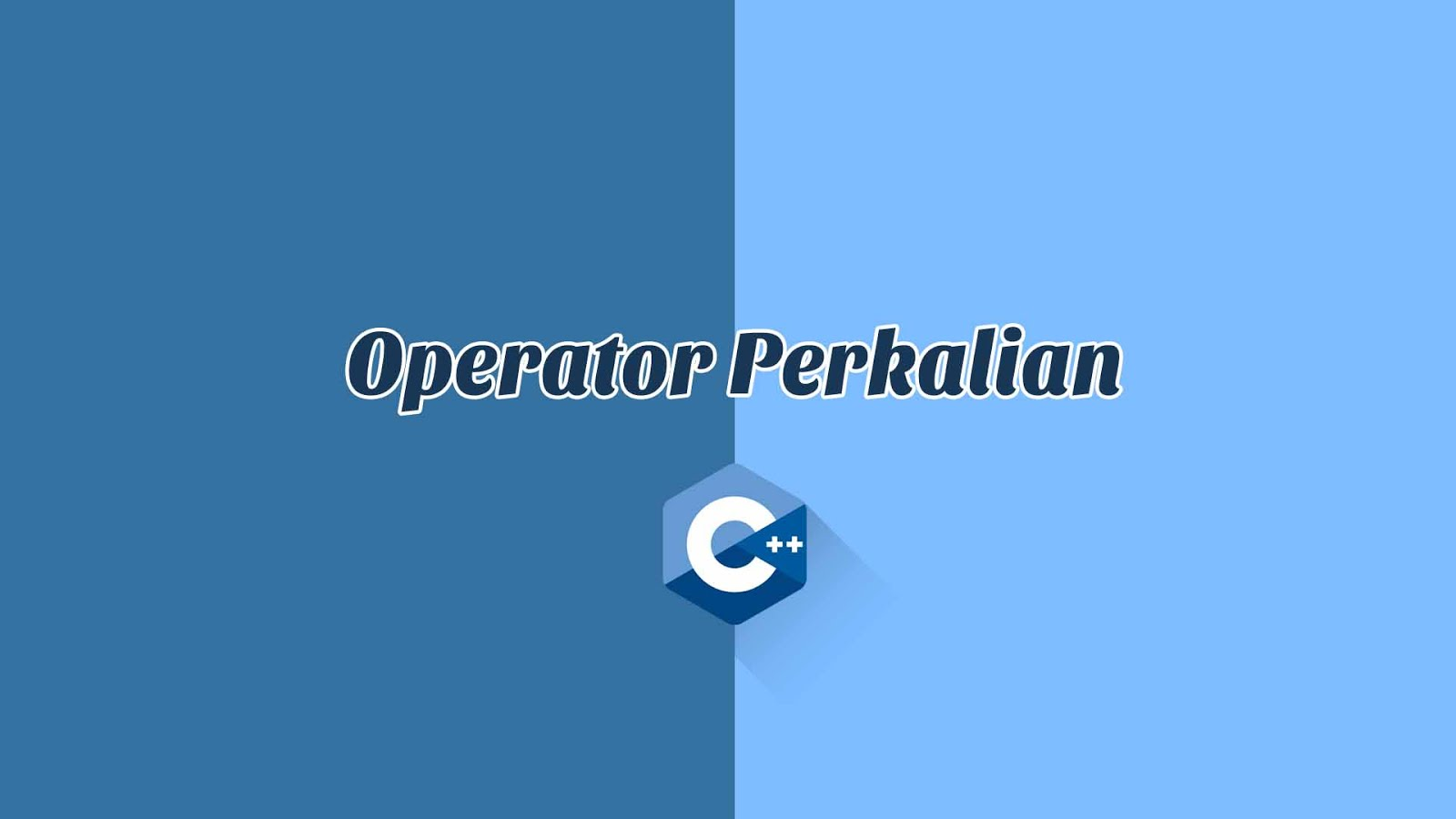 Operator Perkalian di C++