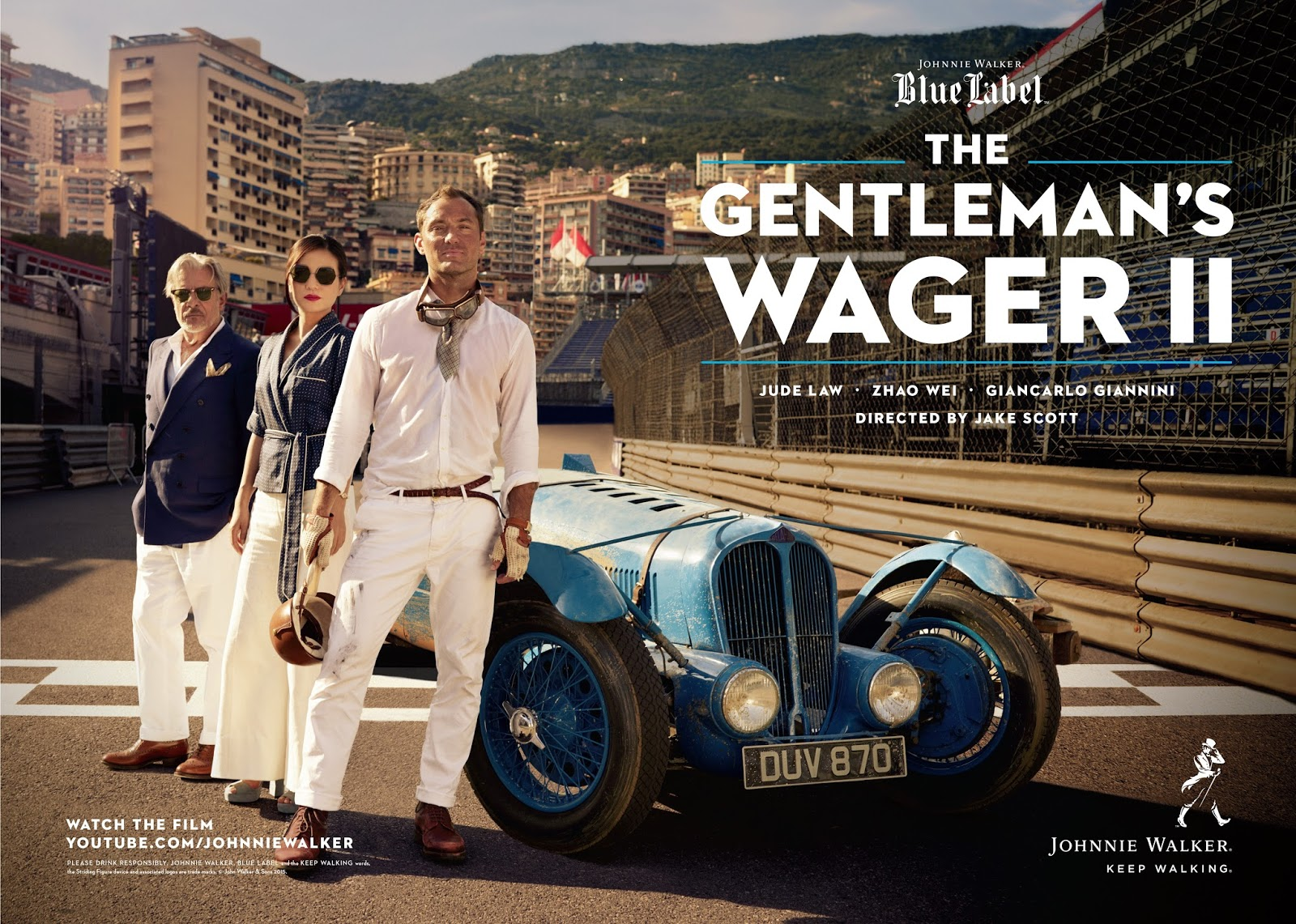 The Gentlemans Wager