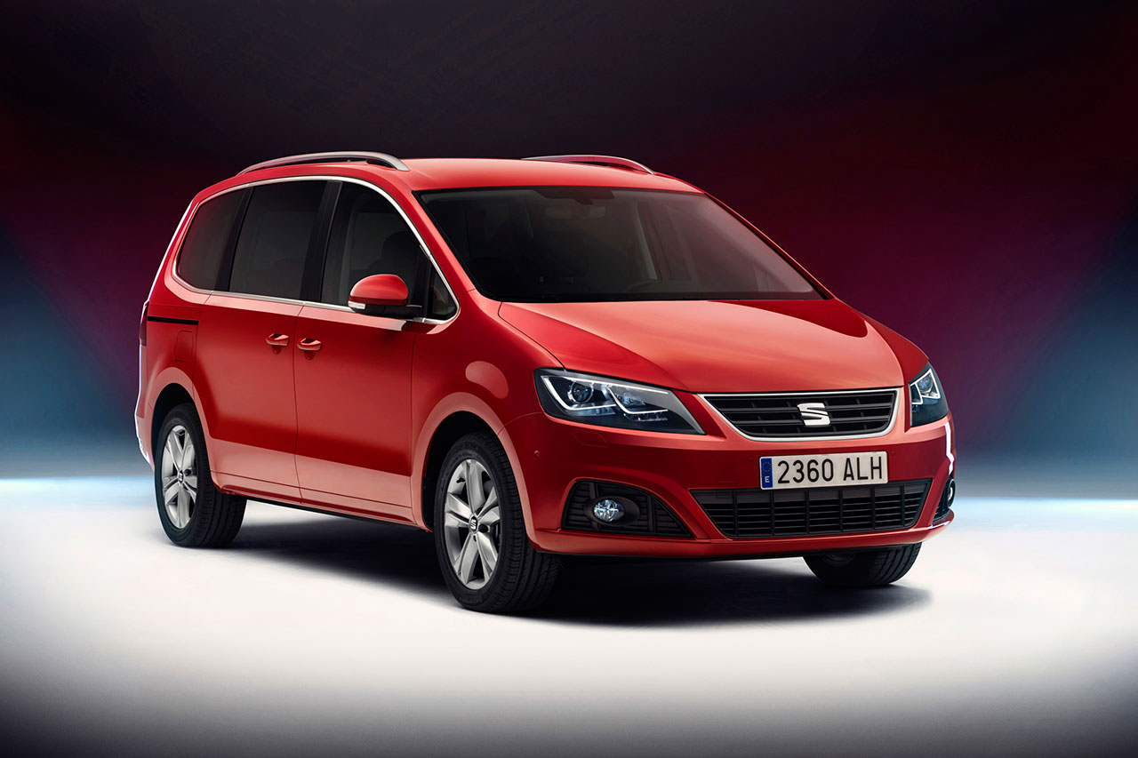 Seat Alhambra - Intelligent and Innovative